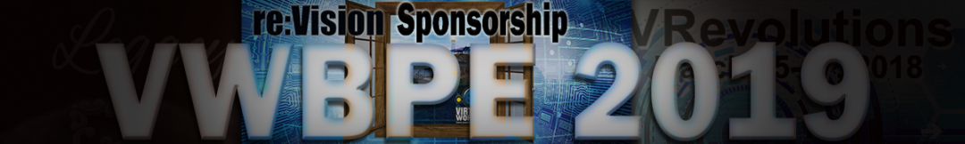 Sponsors and the re:Vision of Education's Future